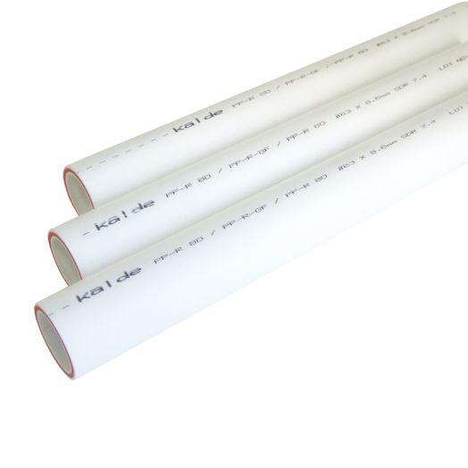 Труба ПП PN 20 40мм KALDE армированная стекловолокном